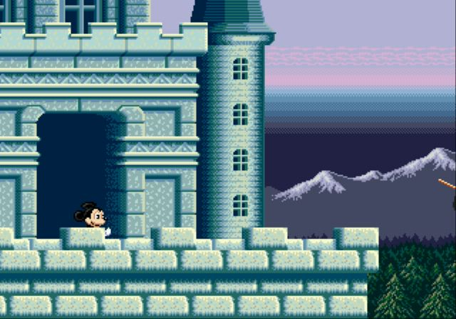 Notre test de Castle of Illusion starring Mickey Mouse sur Megadrive