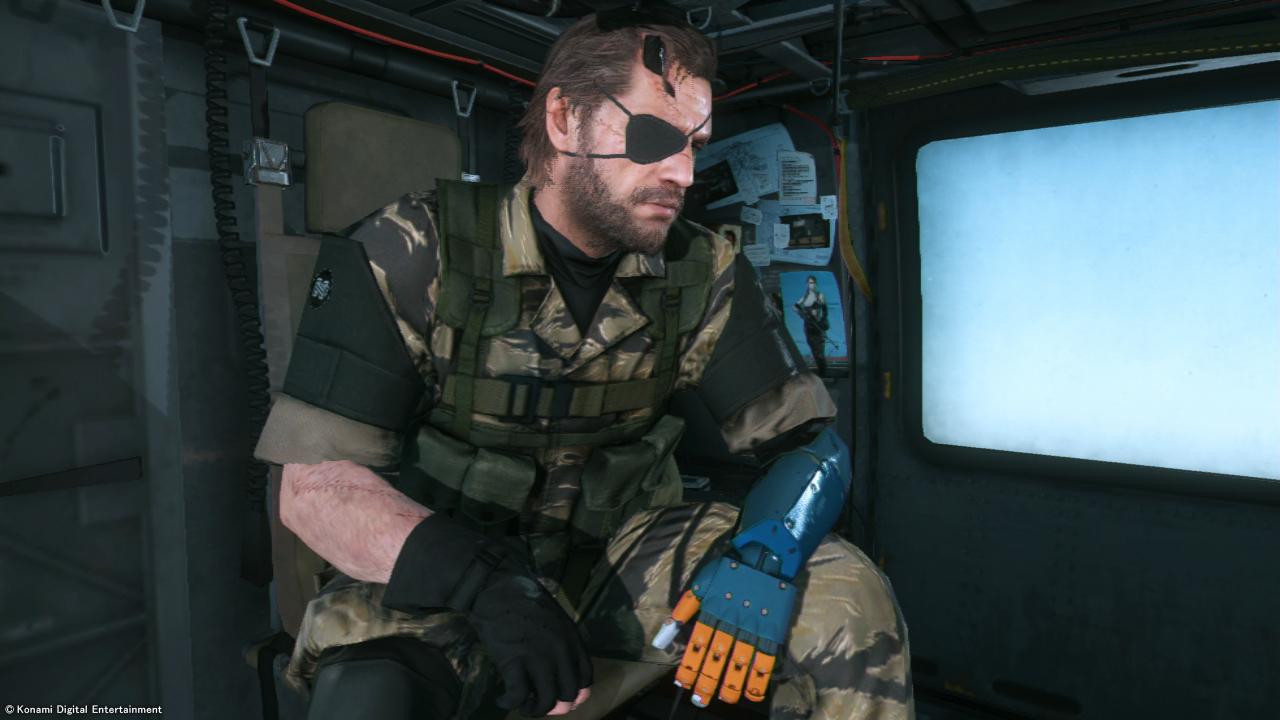 <span><b class=sec>Metal Gear</b> <b class=sec>Solid</b> V: The Phantom Pain (<b class=sec>PS</b>4) - Hradec Králové…</span>