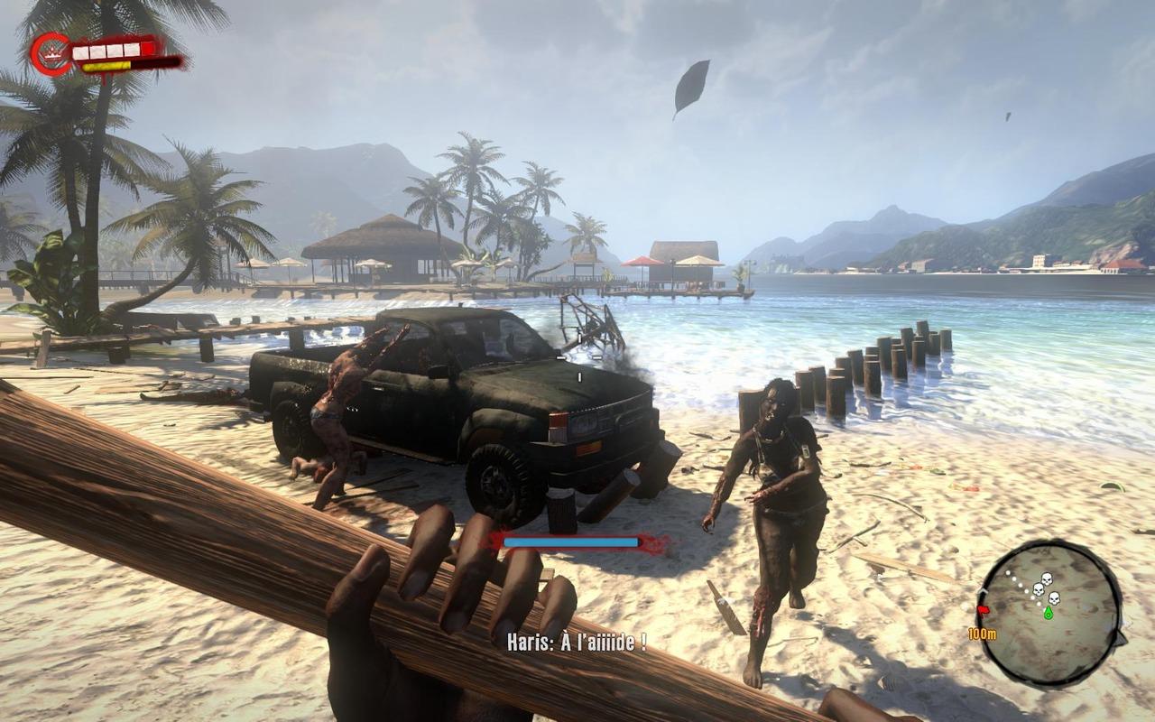 Jeux Plateforme Paradise Island