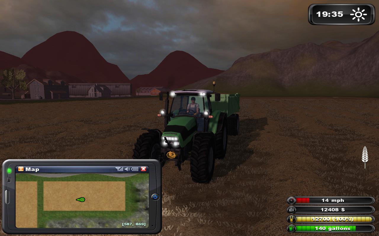 farming simulator 2011 sur pc. Black Bedroom Furniture Sets. Home Design Ideas