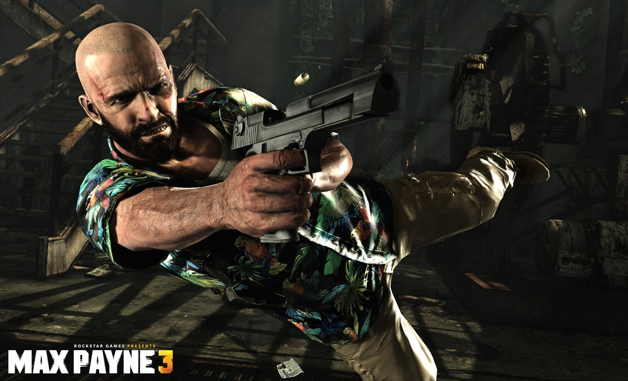 Max Payne 3 : 3 Captures Et 2 Configs Pour La Version PC