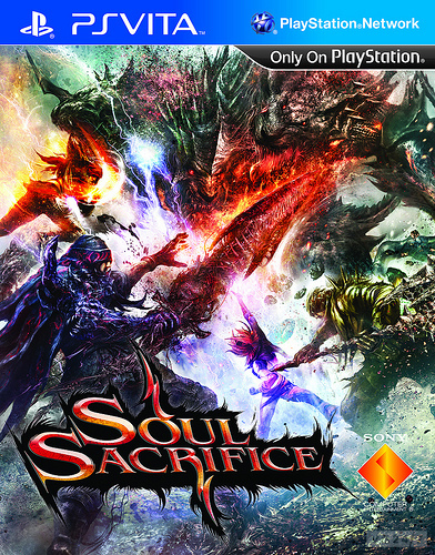 Download Soul Sacrifice Ps vita