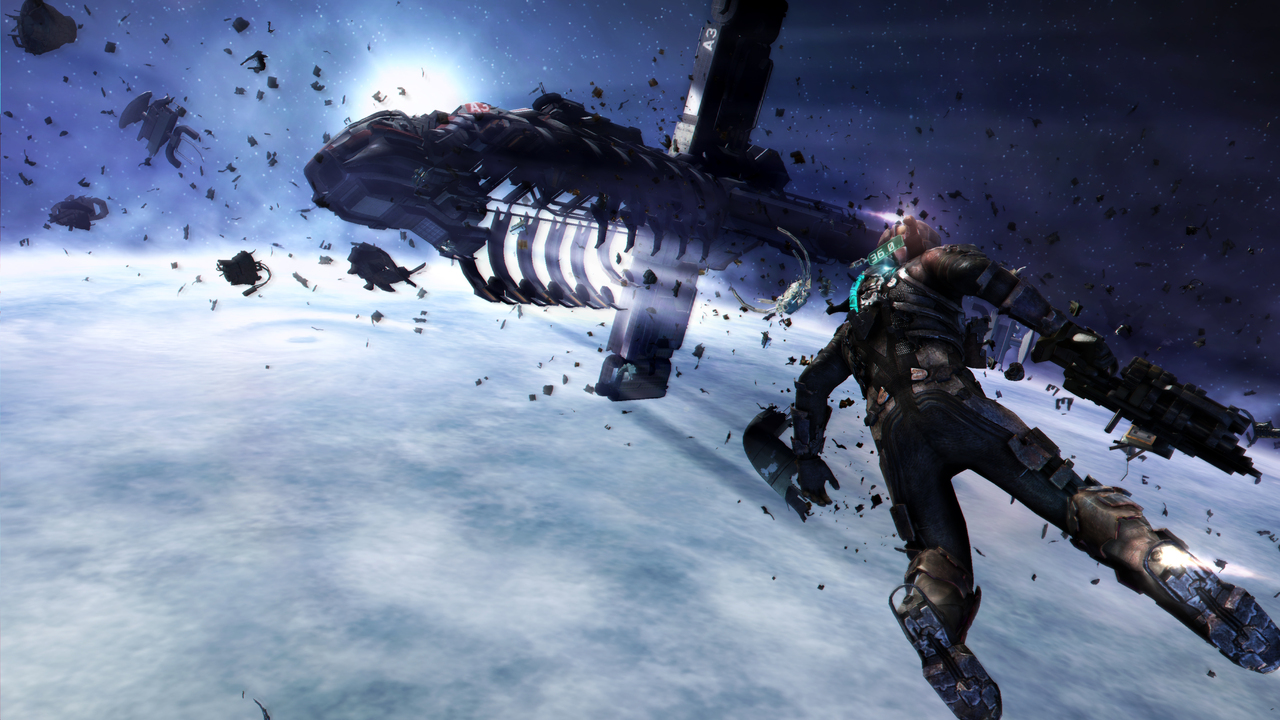 Dead Space 3 sur PC, PlayStation 3 et Xbox 360 - Playerone tv