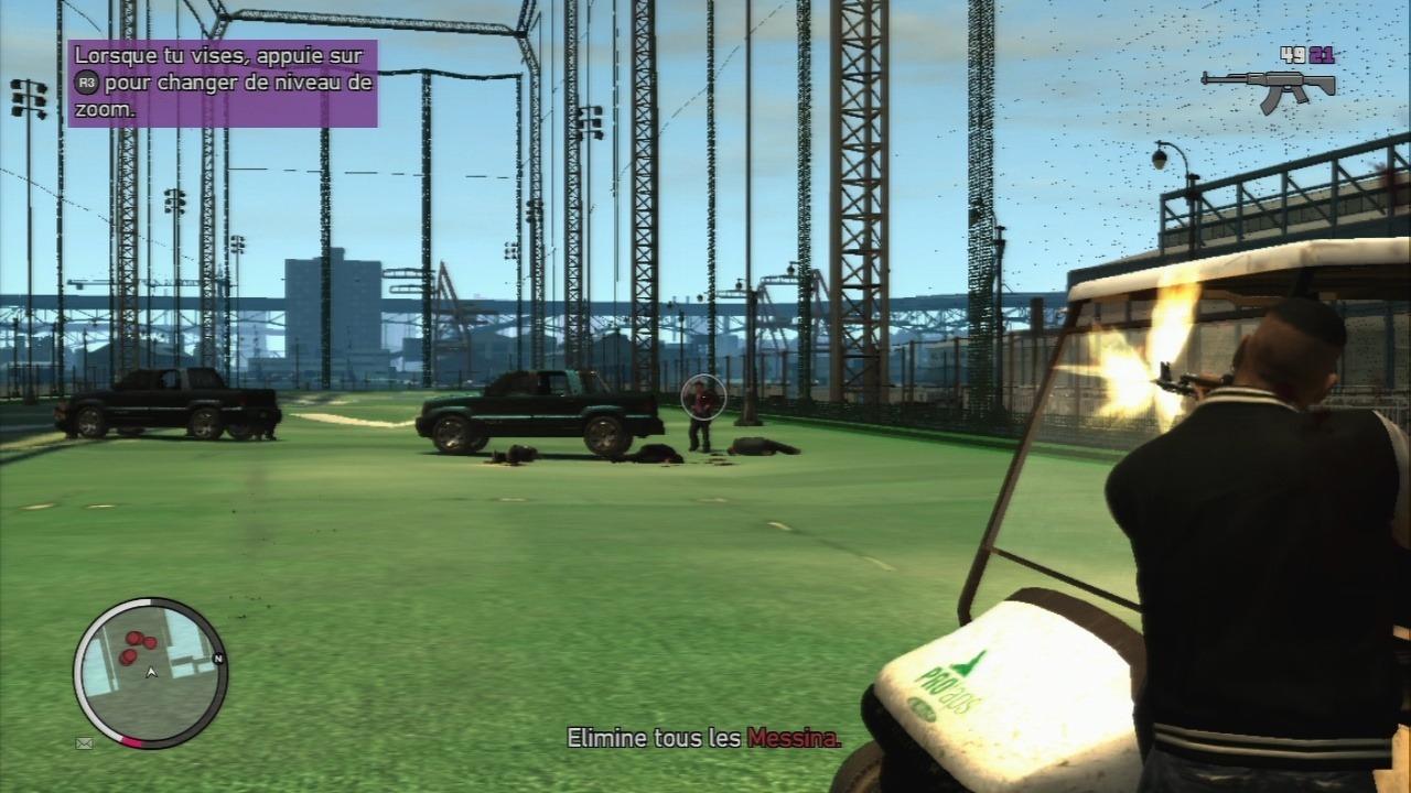 Guide de Grand Theft Auto : The Ballad of Gay Tony