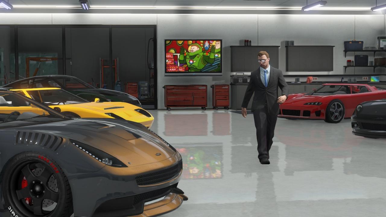 Gta 5 online braquages et achat d 39 une deuxi me maison bient t de sortie - Site internet garage automobile ...