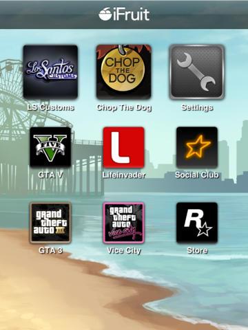 iFruit App pour GTA 5 : Toutes les informations