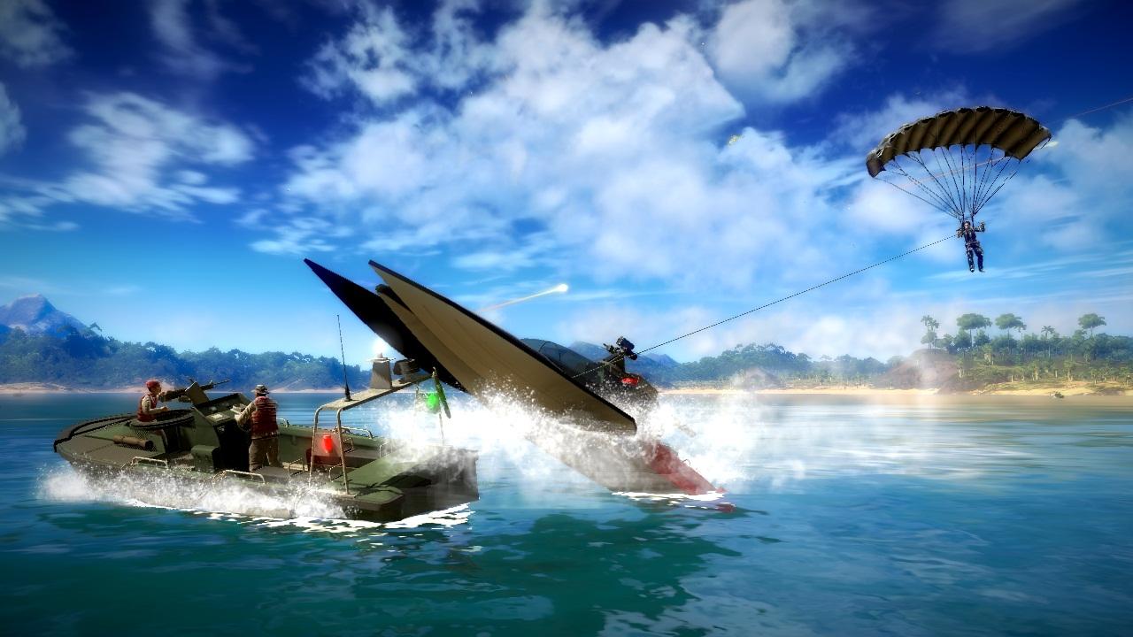 Image de Just Cause 2 sur PS3