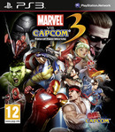 Jaquette de Marvel V.S Capcom 3: Fate of Two Worlds