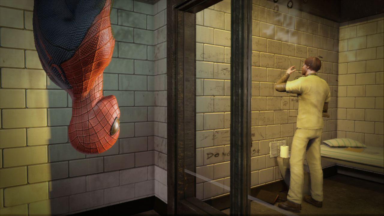 Notre test de The Amazing Spider-Man sur PlayStation 3
