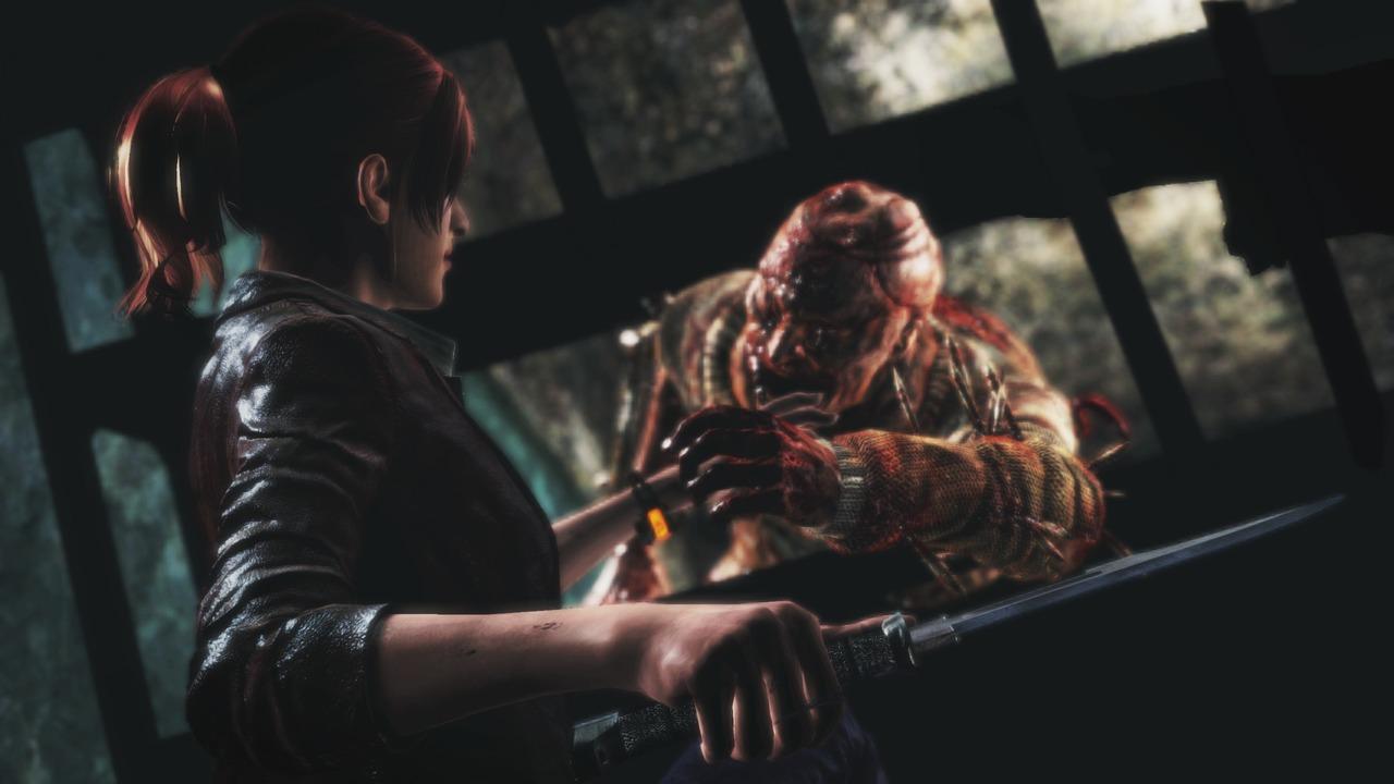 Resident Evil: Revelations 2 - Lutte contre Terra Save en scénario
