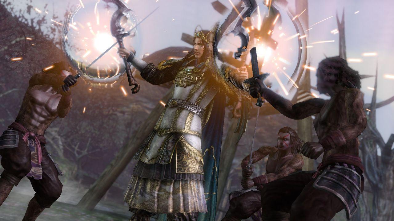 Toutes les images de Warriors Orochi 3 Ultimate sur PlayStation 4