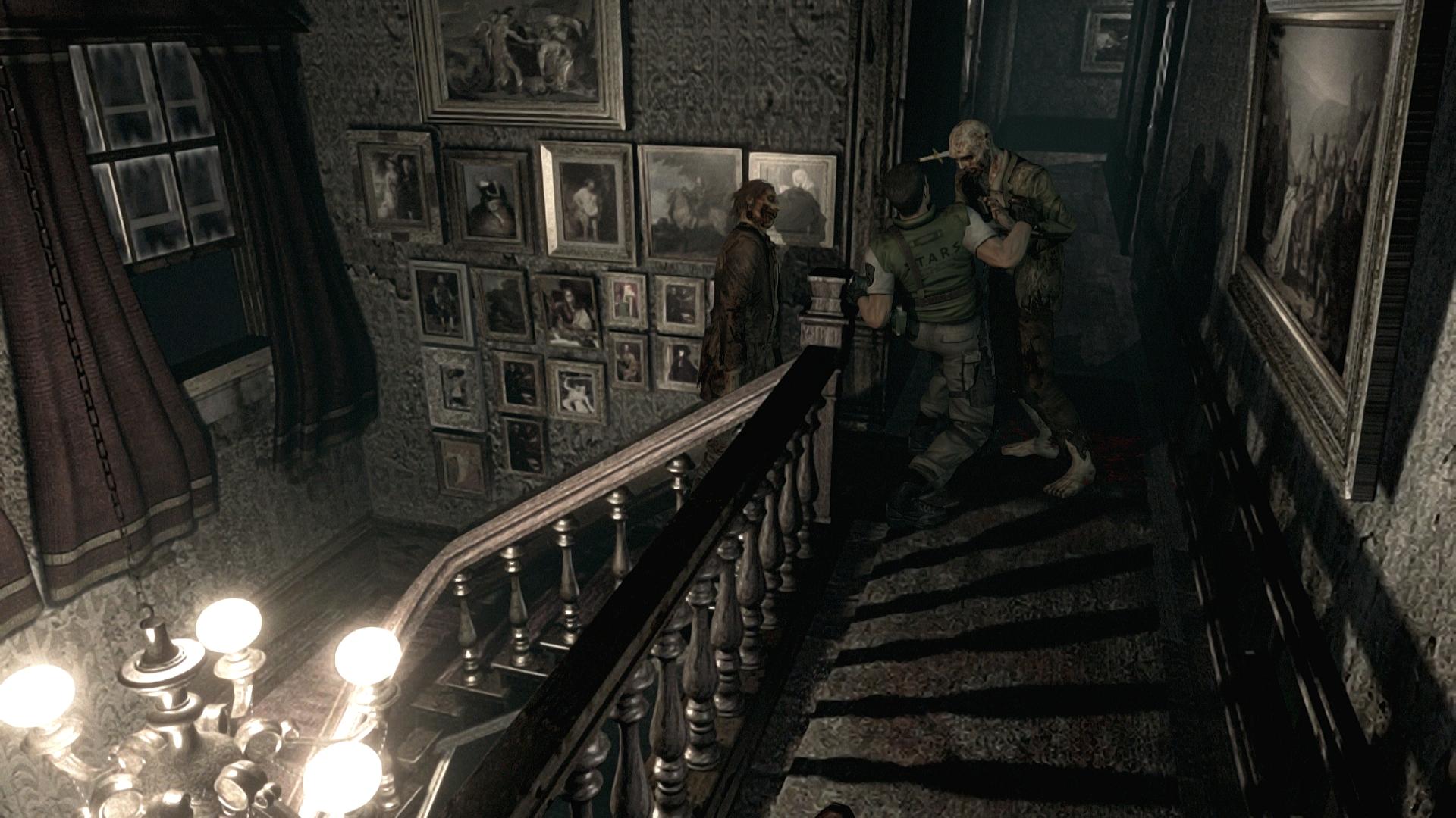 """Résultat de recherche d'images pour """"resident evil rebirth wallpaper"""""""