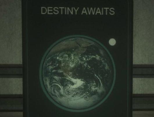 Présence de Destiny de Bungie dans Halo 3 ODST !