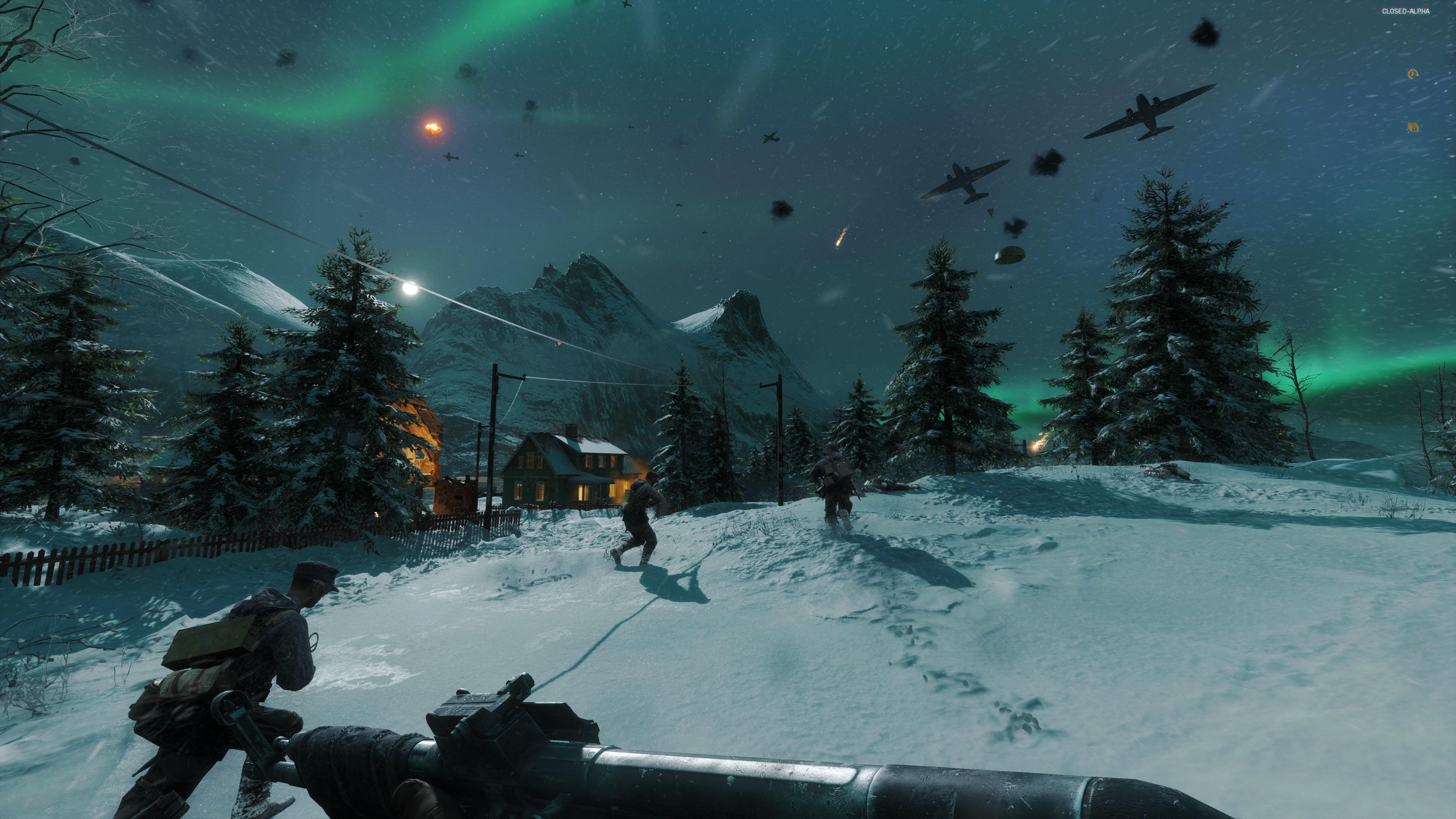 Battlefield V Alpha Fermée 3
