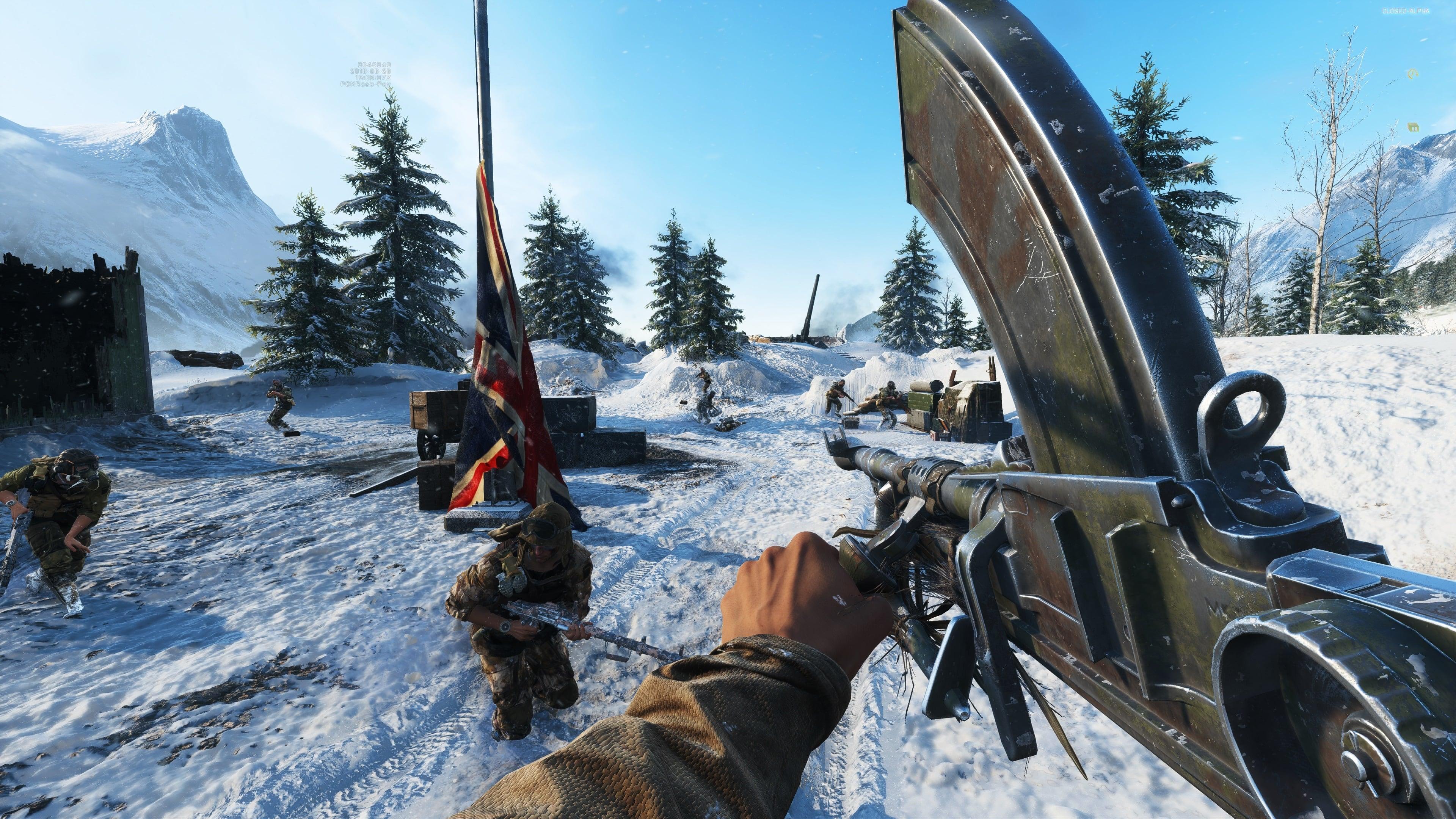 Battlefield V - Alpha Fermée 2