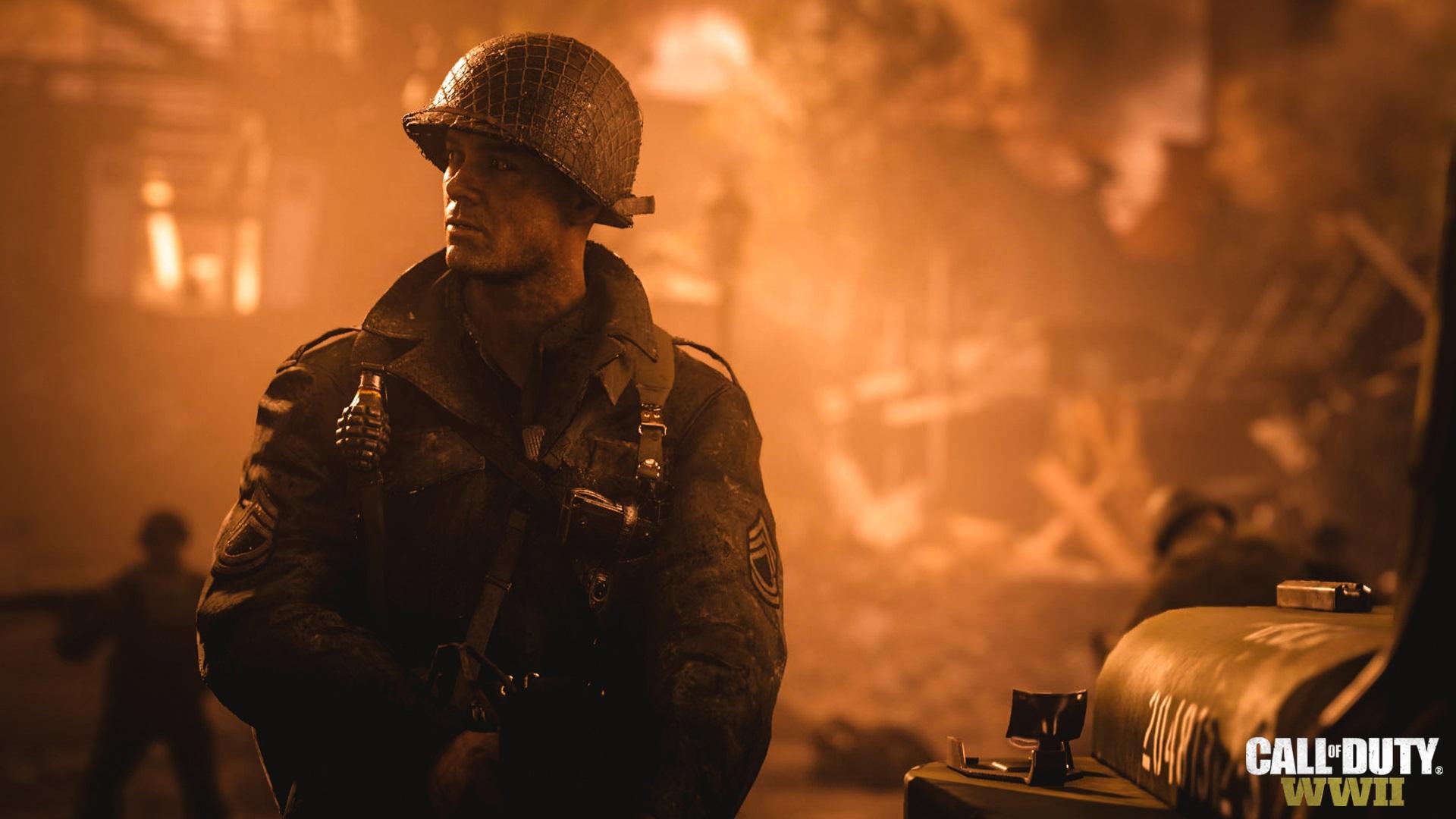 WWII Découvrez la vision de Sledgehammer Games — Call of Duty