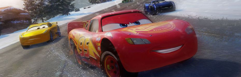Cars 3 Test Switch PS4 ONE