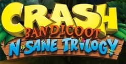 Jaquette de Crash Bandicoot: The N-Sane Trilogy