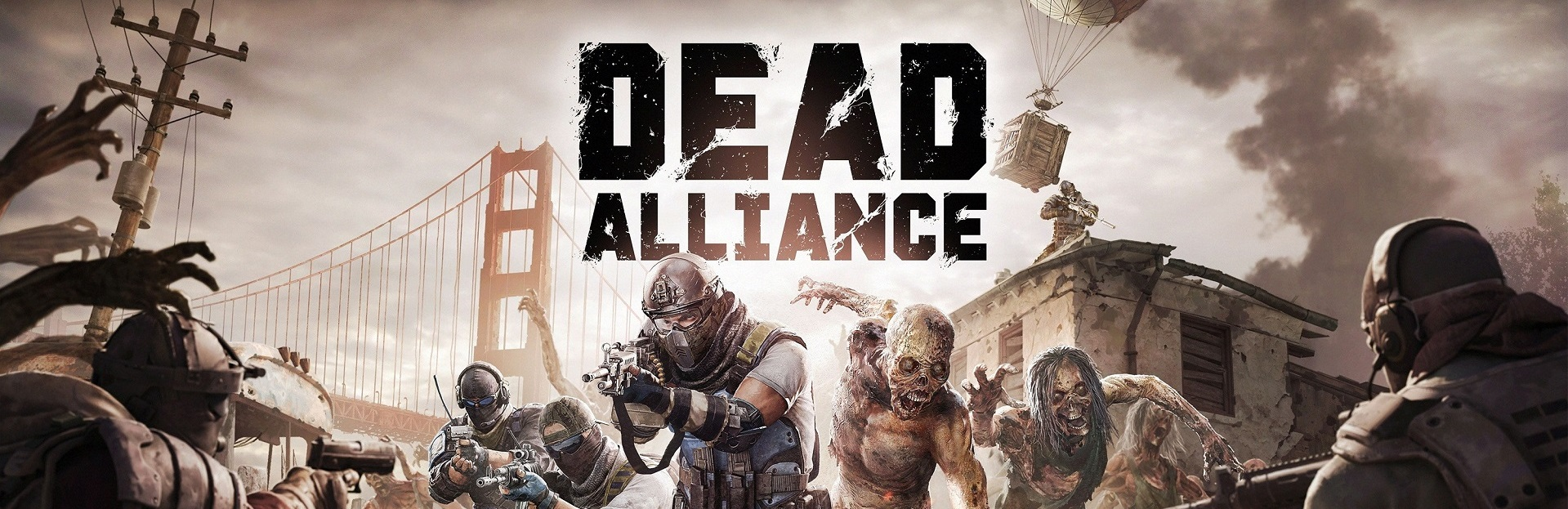 dead alliance un nouveau fps avec des zombies original. Black Bedroom Furniture Sets. Home Design Ideas