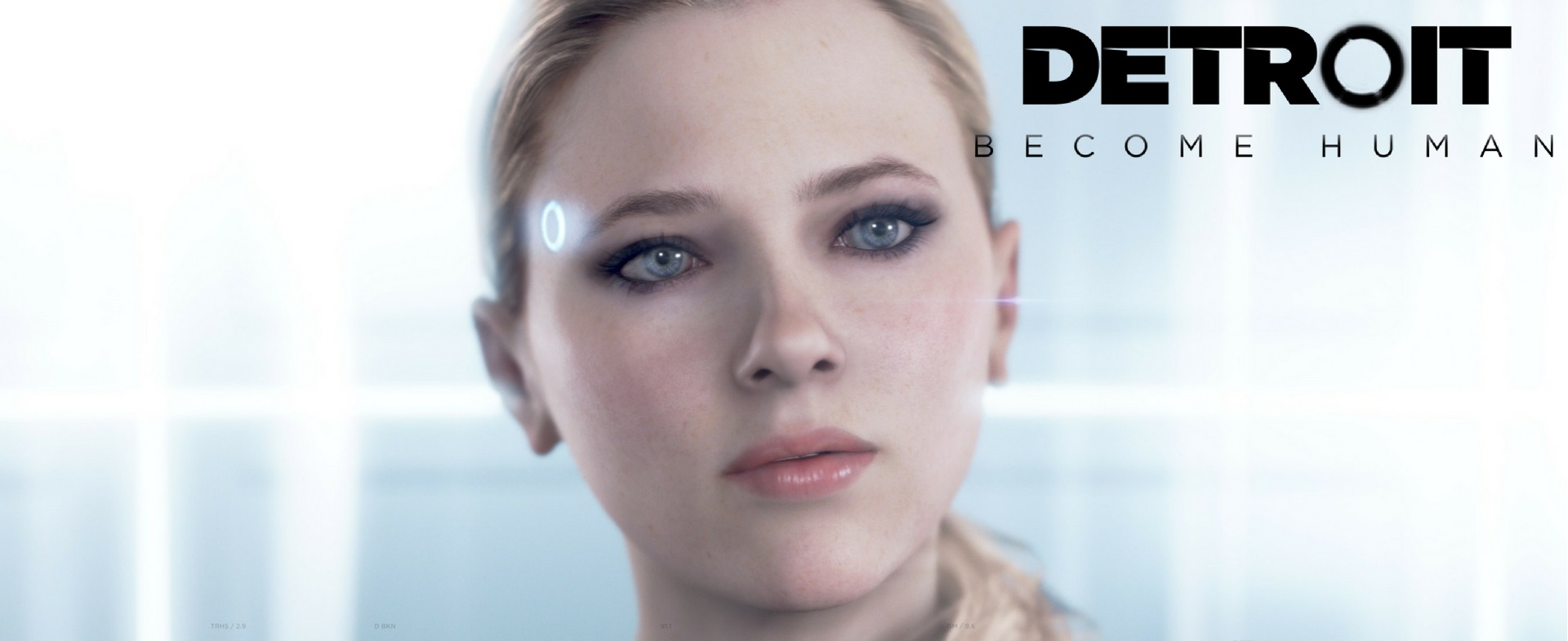 Detroit: Become Human - Test Bandeau PS4 PRO