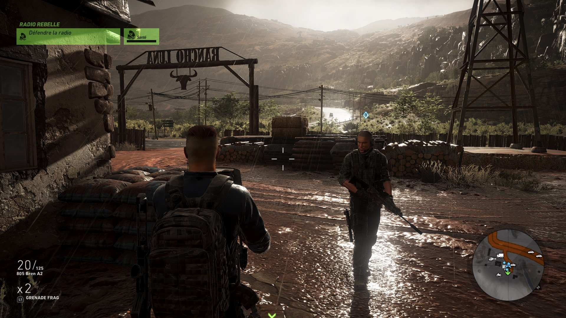 how to fly in ghost recon wildn lands