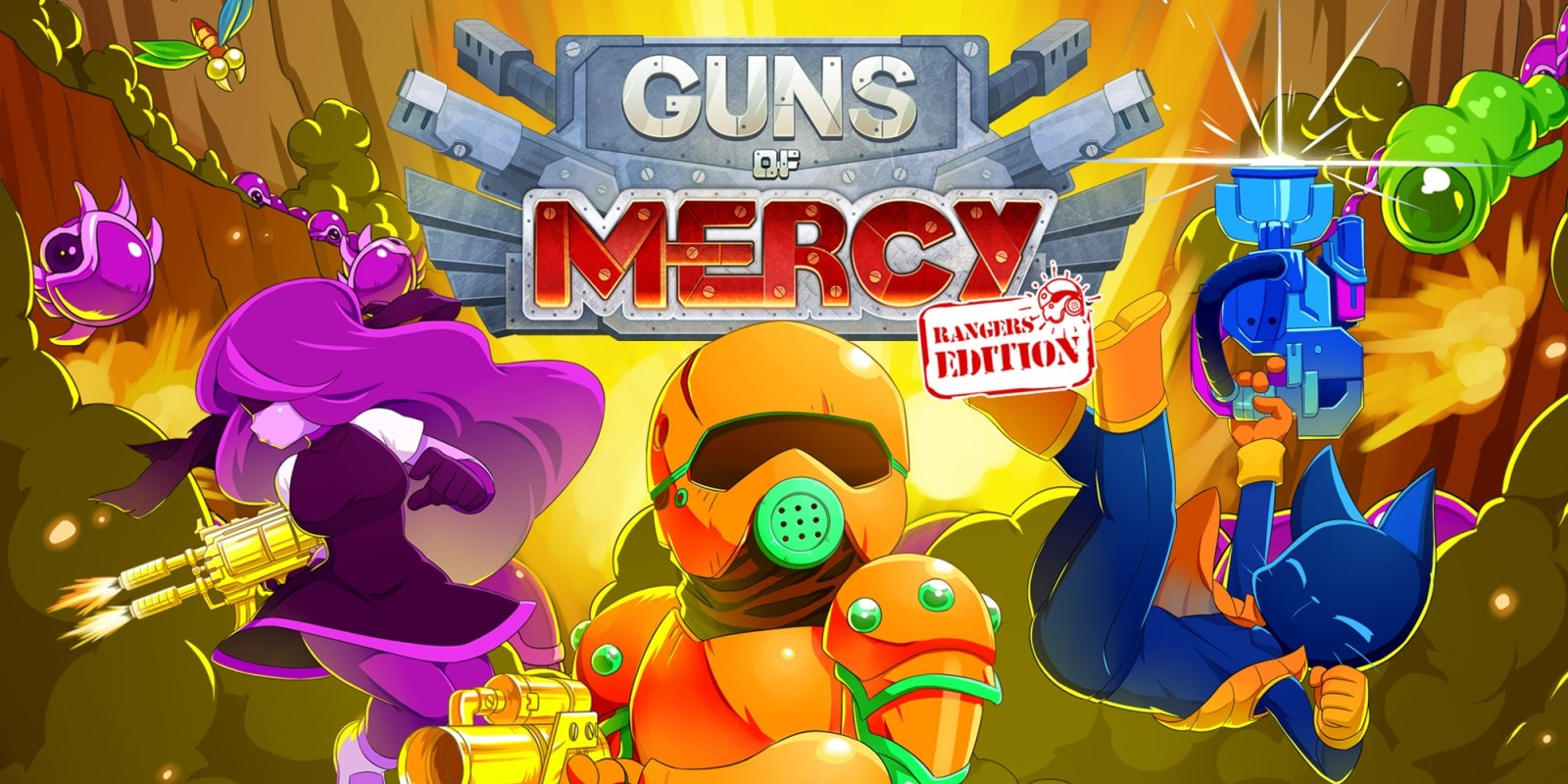 Guns of Mercy - Rangers Edition Nintendo Switch