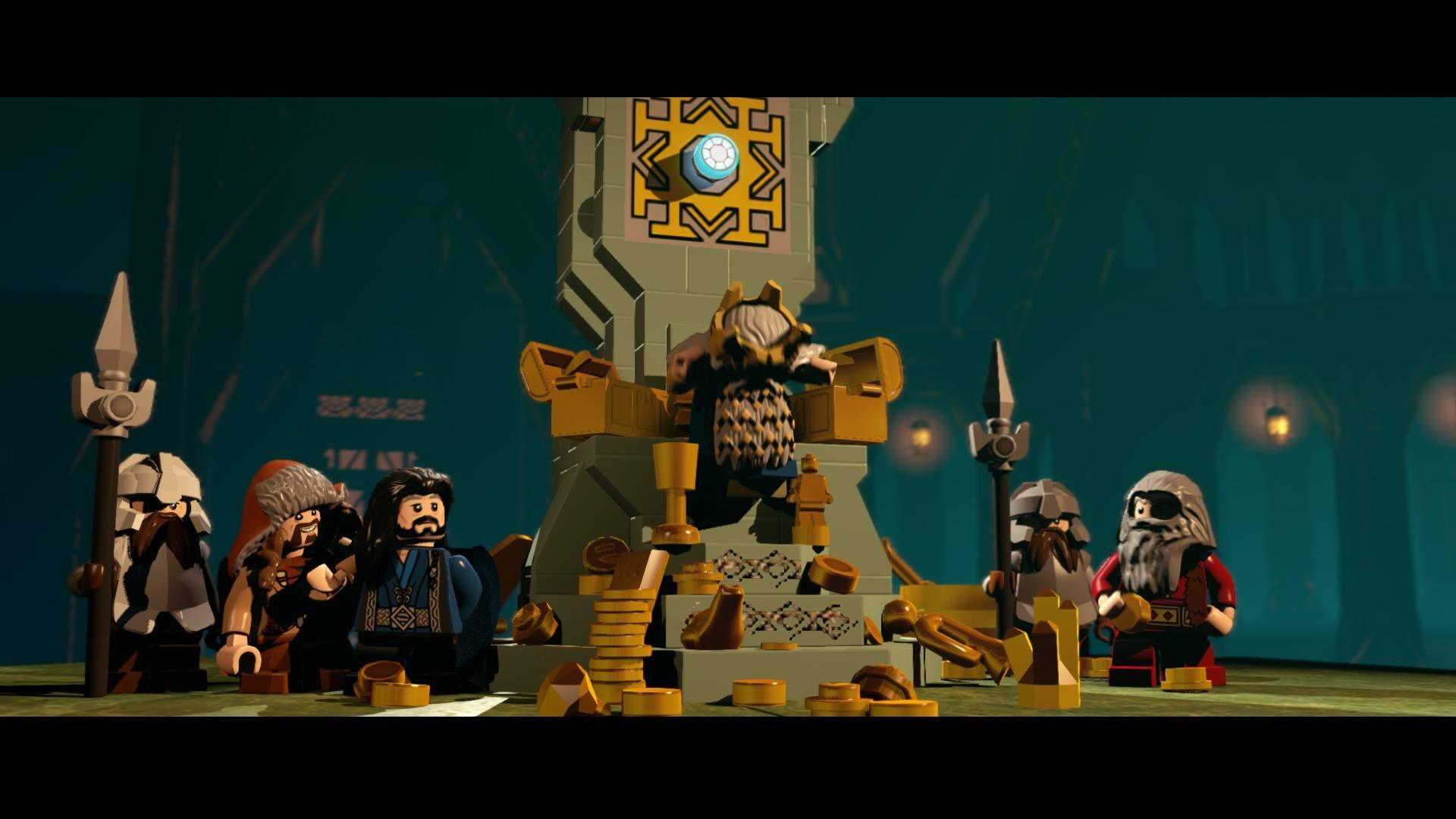 LEGO: The Hobbit sur PC, PlayStation 3, Xbox 360 et 4 autres