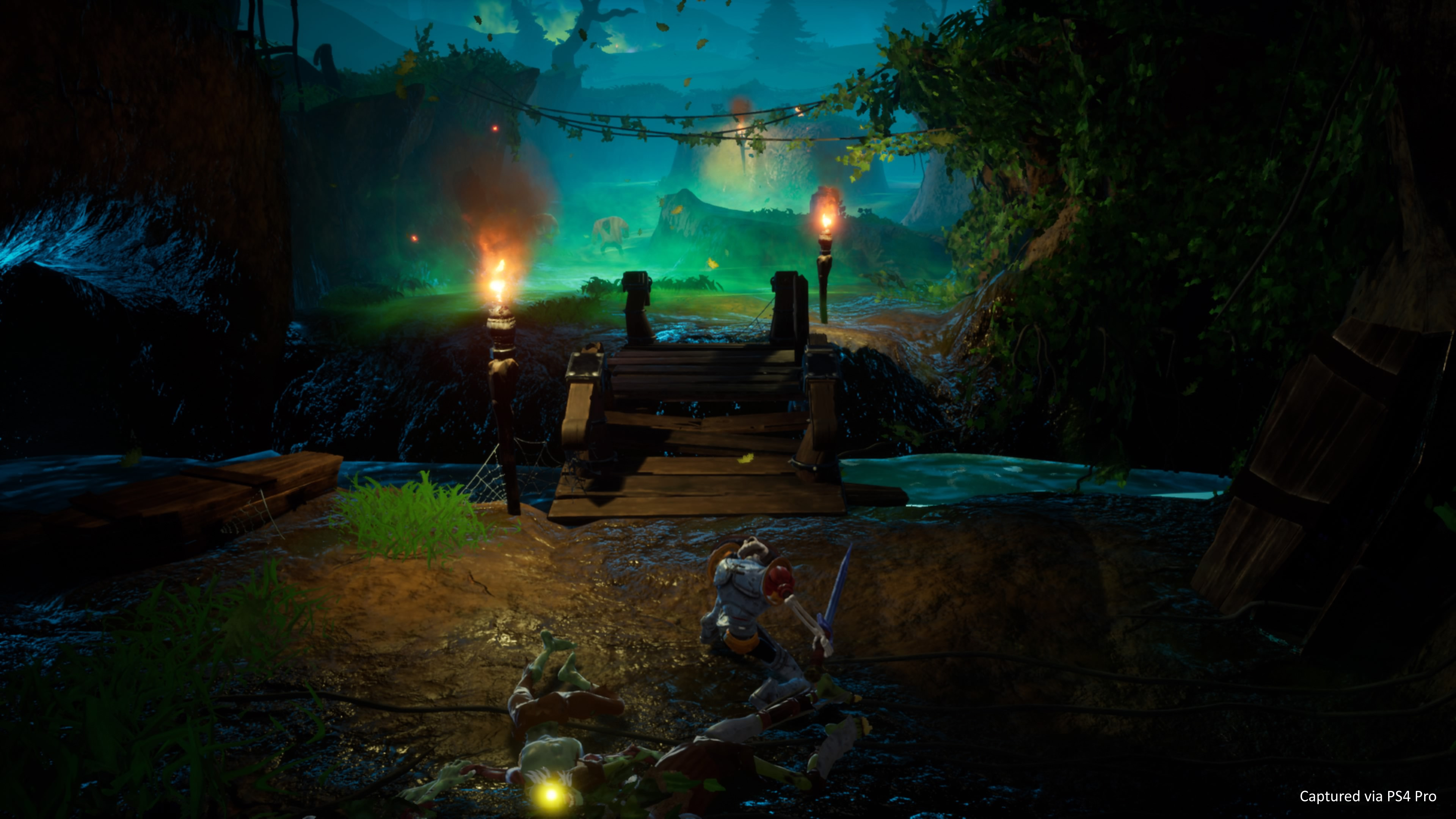 MediEvil Remake PS4 Pro Image 2