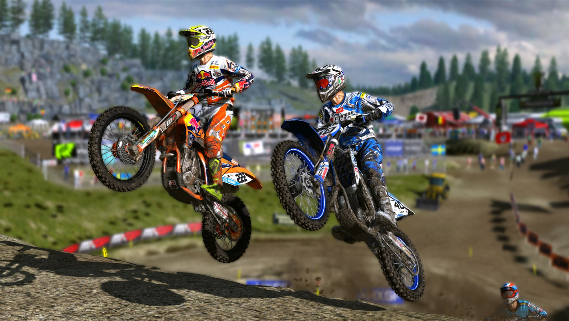 Mxgp 14 Xbox One Image Information Mx Gp 2 Cover English Sur Pc Playsta