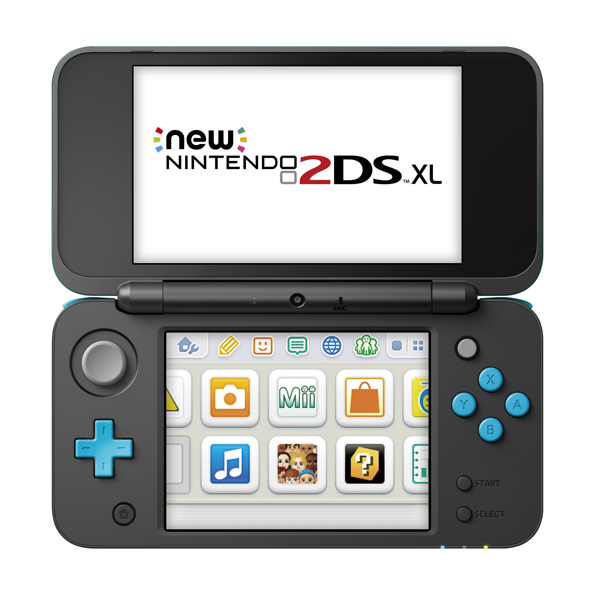 new nintendo 2ds xl prix contenu et photos de la nouvelle console de nintendo. Black Bedroom Furniture Sets. Home Design Ideas