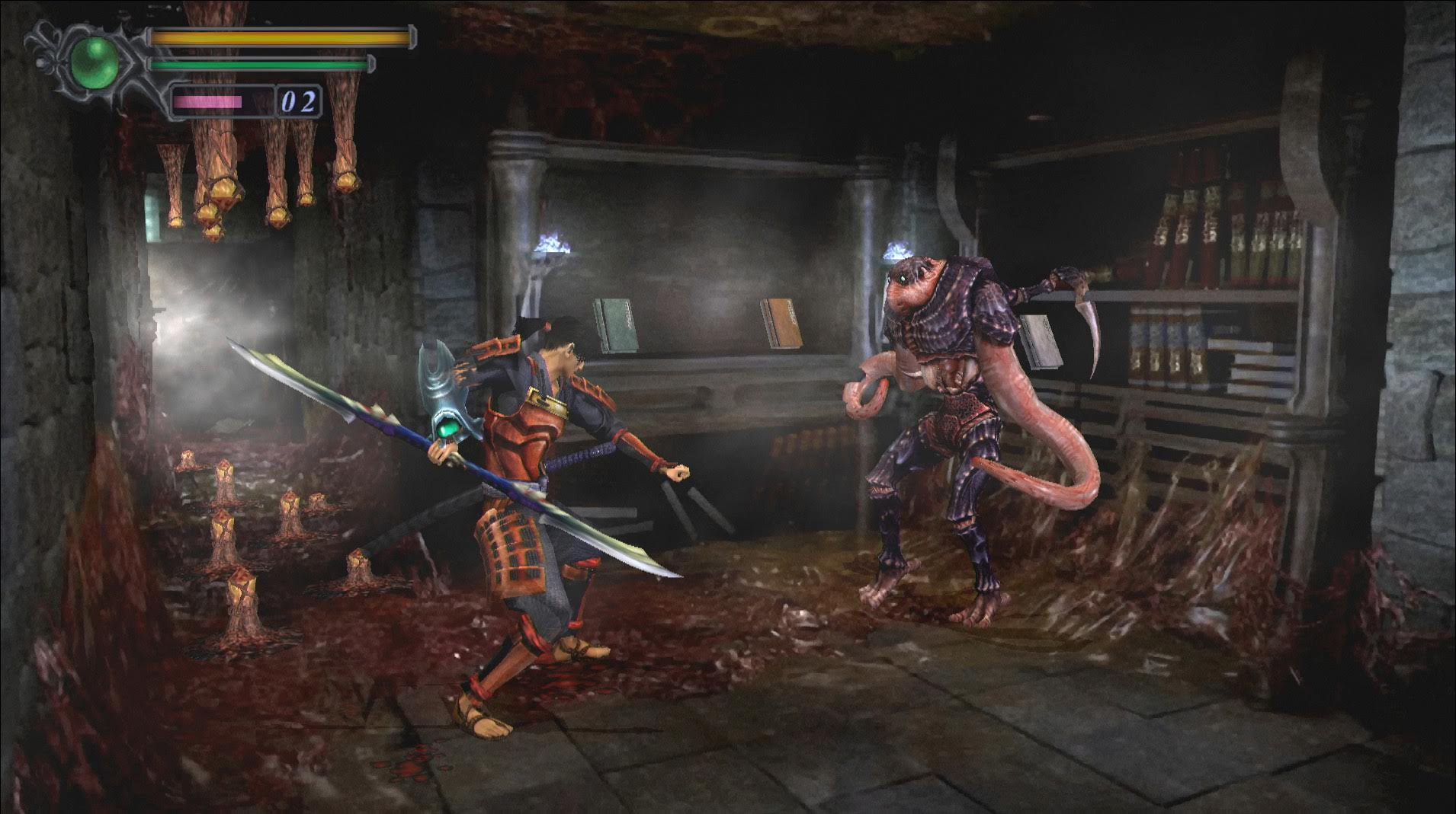 Onimusha Warlords Remastered Samanosuke Oni