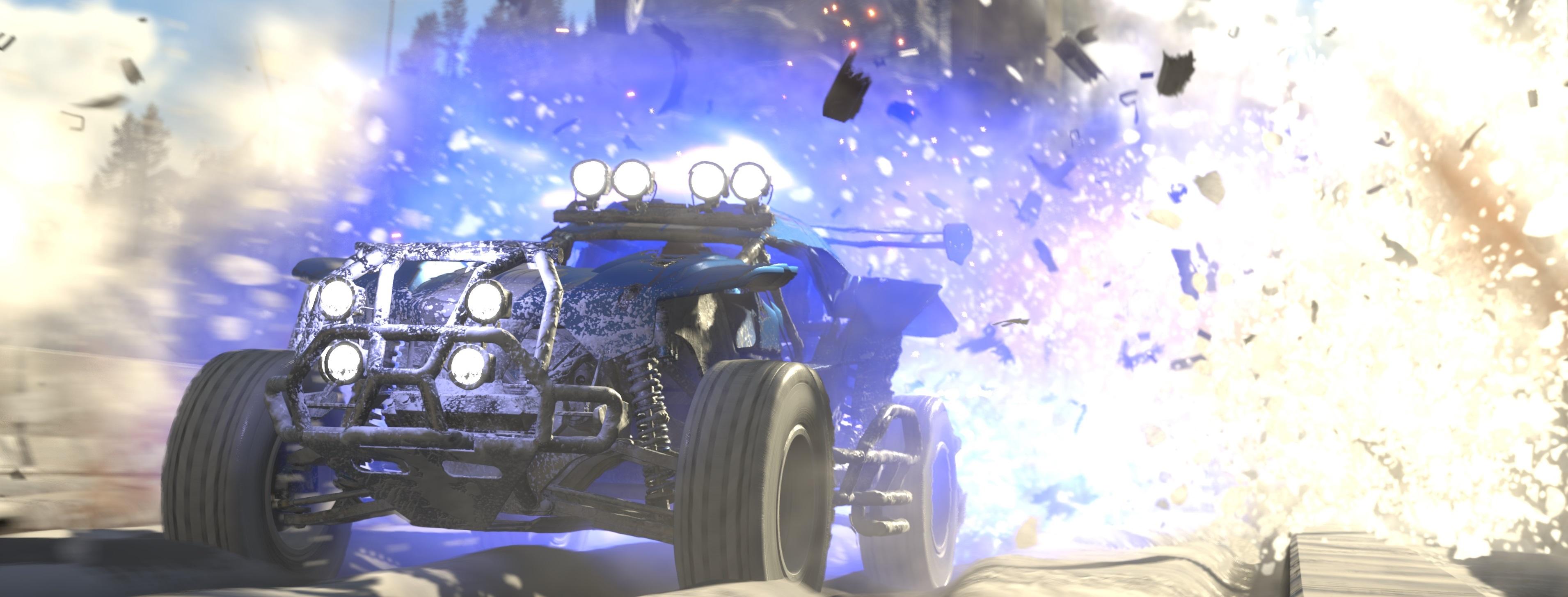 Test Onrush PS4 Pro - Image 1