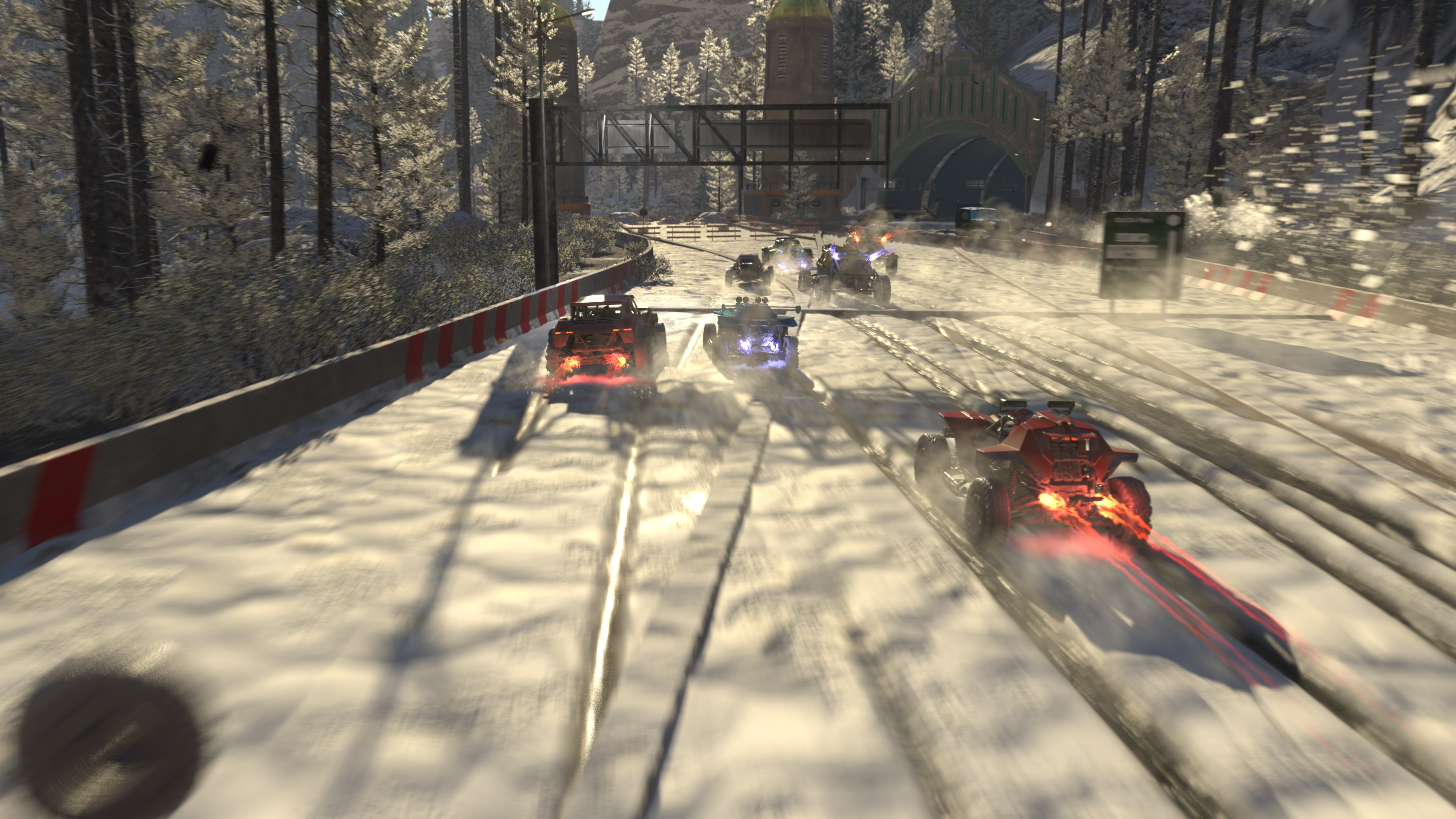 Test Onrush PS4 Pro - Image 3