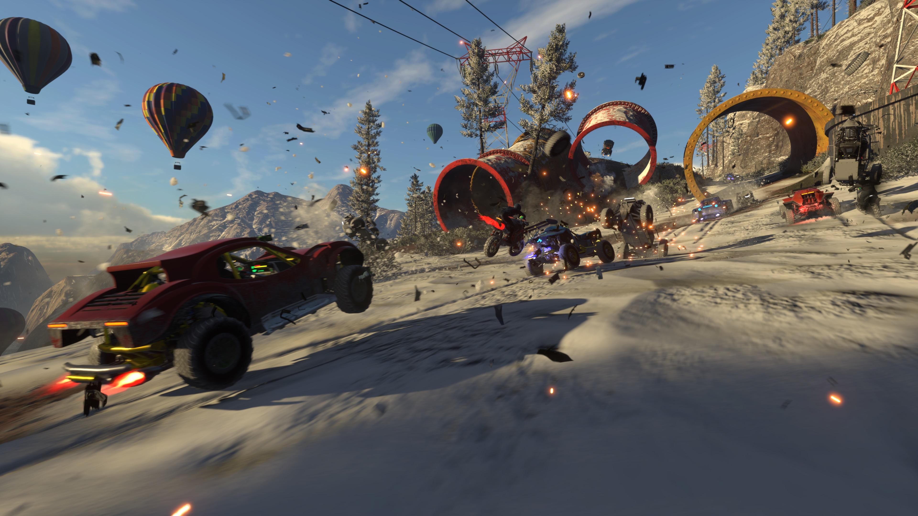 Test Onrush PS4 Pro - Image 2