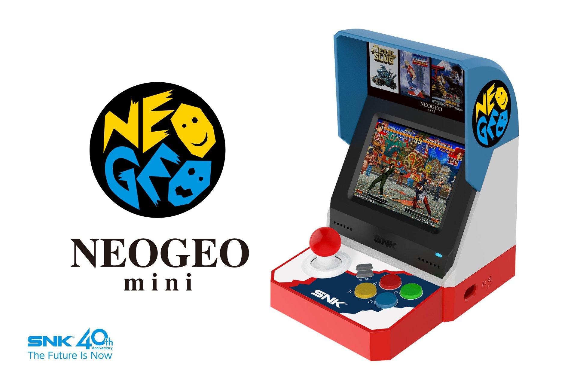 Neo Geo Mini - Marché Japonais Image 1