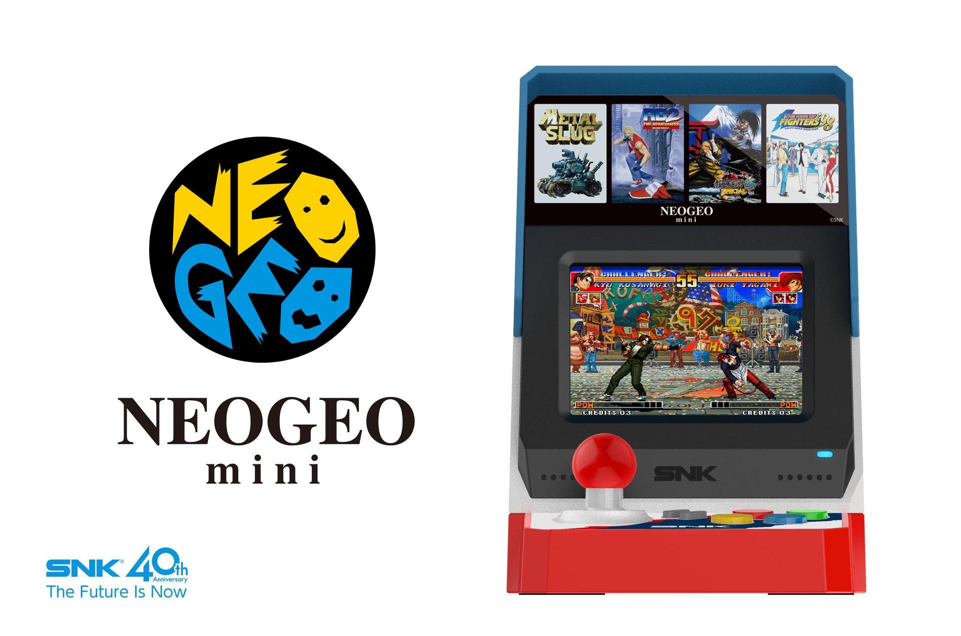 Neo Geo Mini - Marché Japonais Image 2