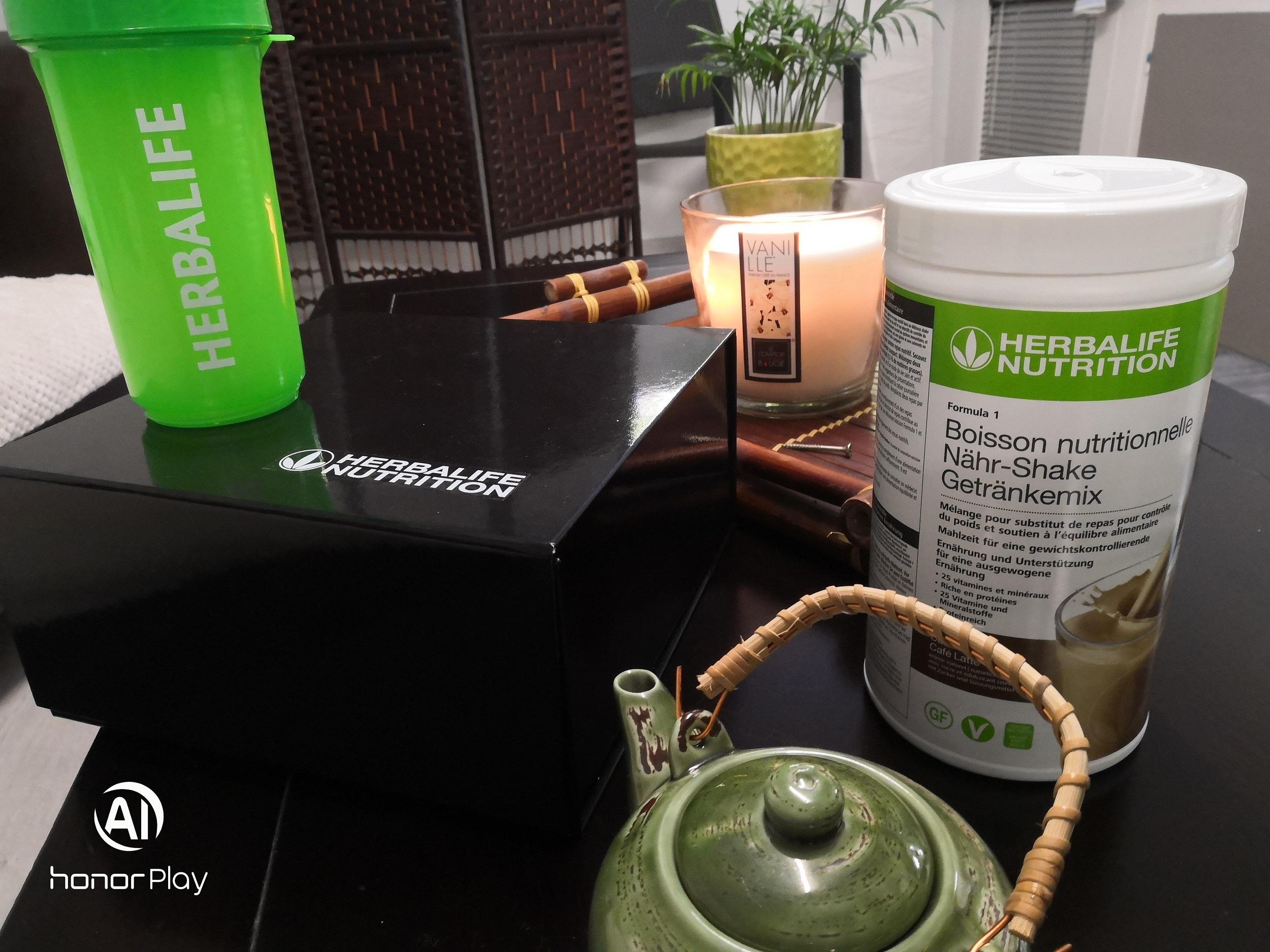 Packaging Herbalife Formula 1