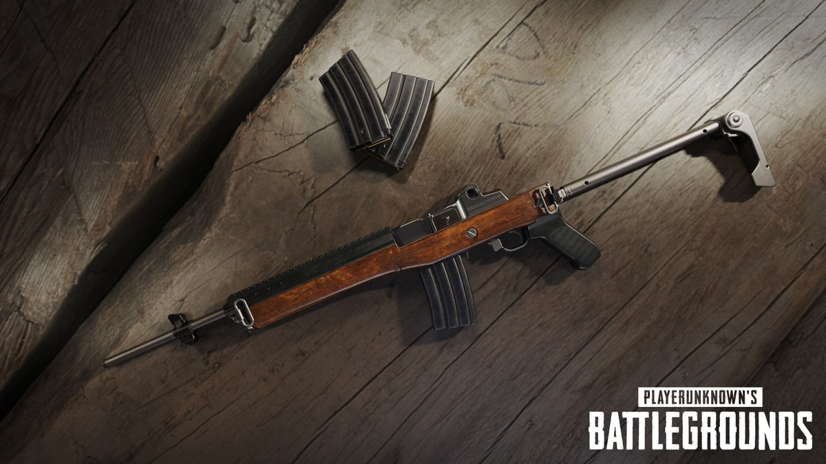 Arme Mini-14 PUBG Playerunknown's Battlegrounds