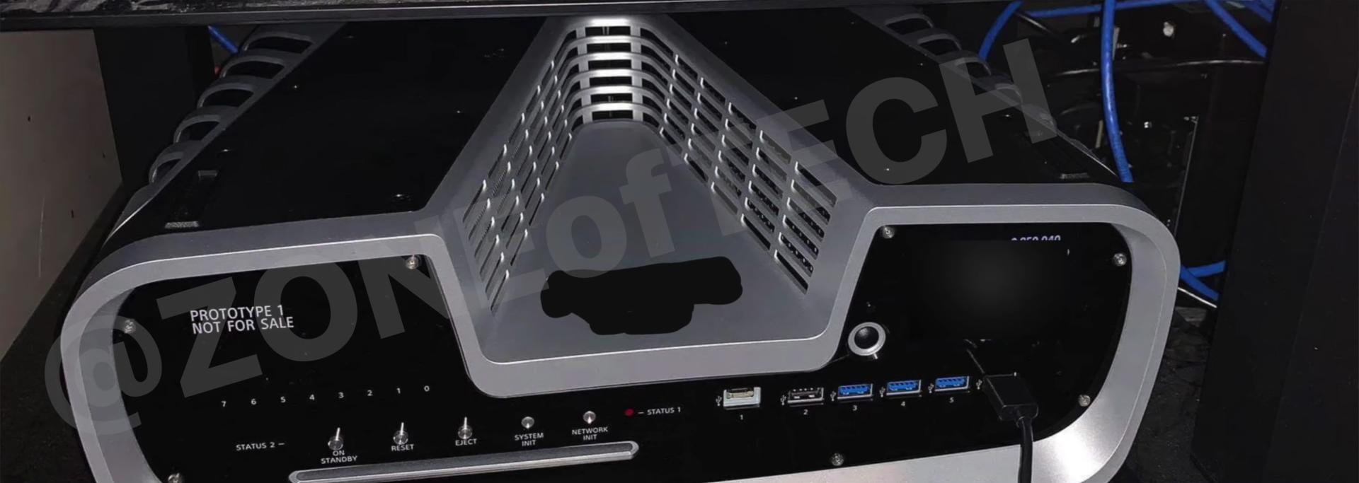 Photo PS5 Dev Kit