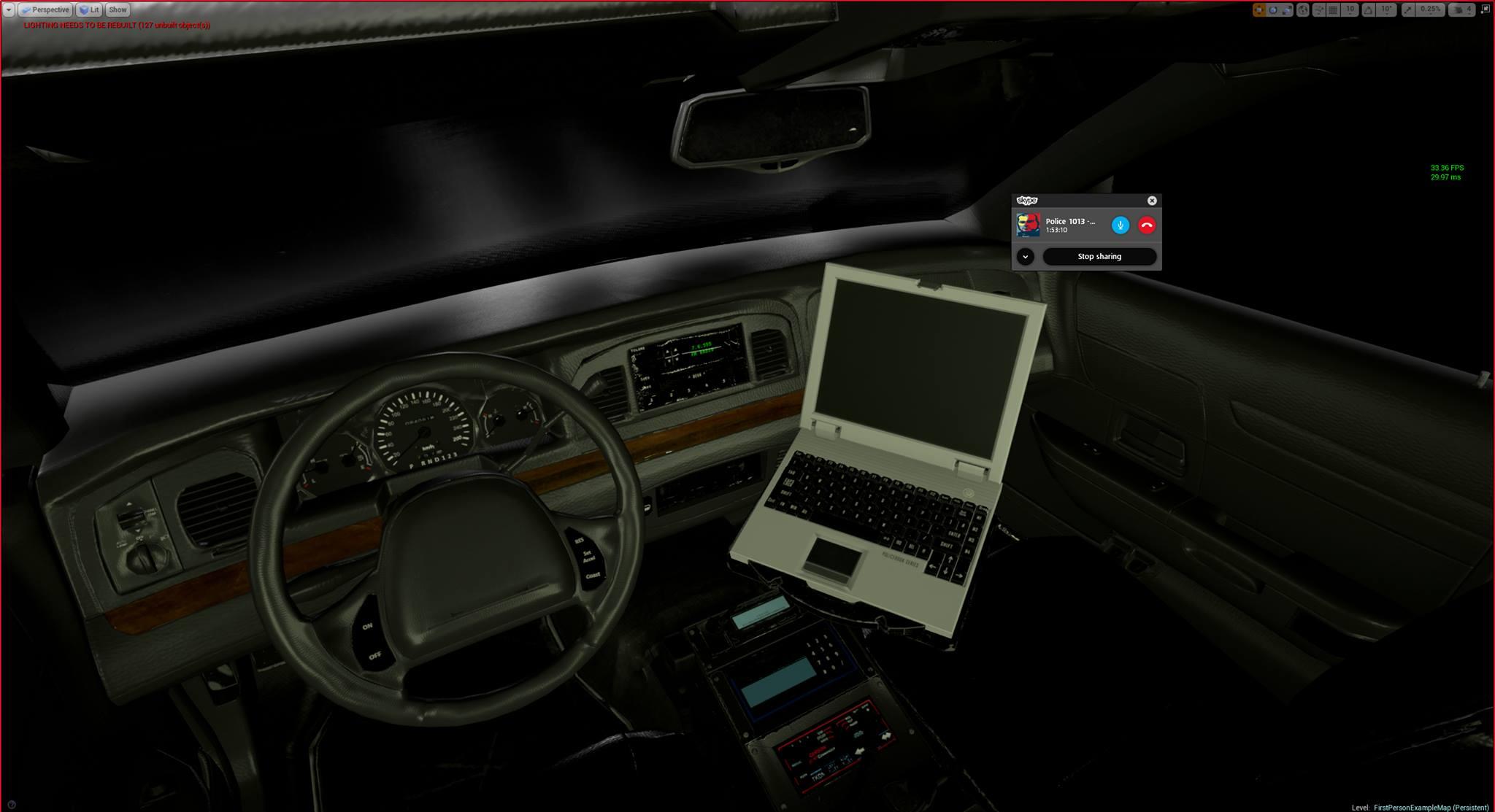 police 1013 le simulateur de flics qui promet sur pc ps4 et xbox one. Black Bedroom Furniture Sets. Home Design Ideas