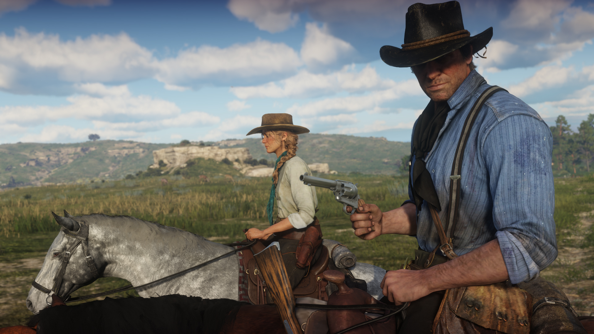 Test Red Dead Redemption 2 PS4 - Image 4