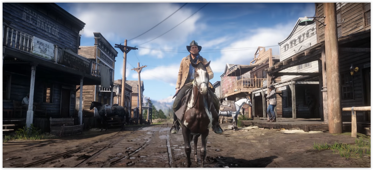 Test Red Dead Redemption 2 PS4 - Image 1