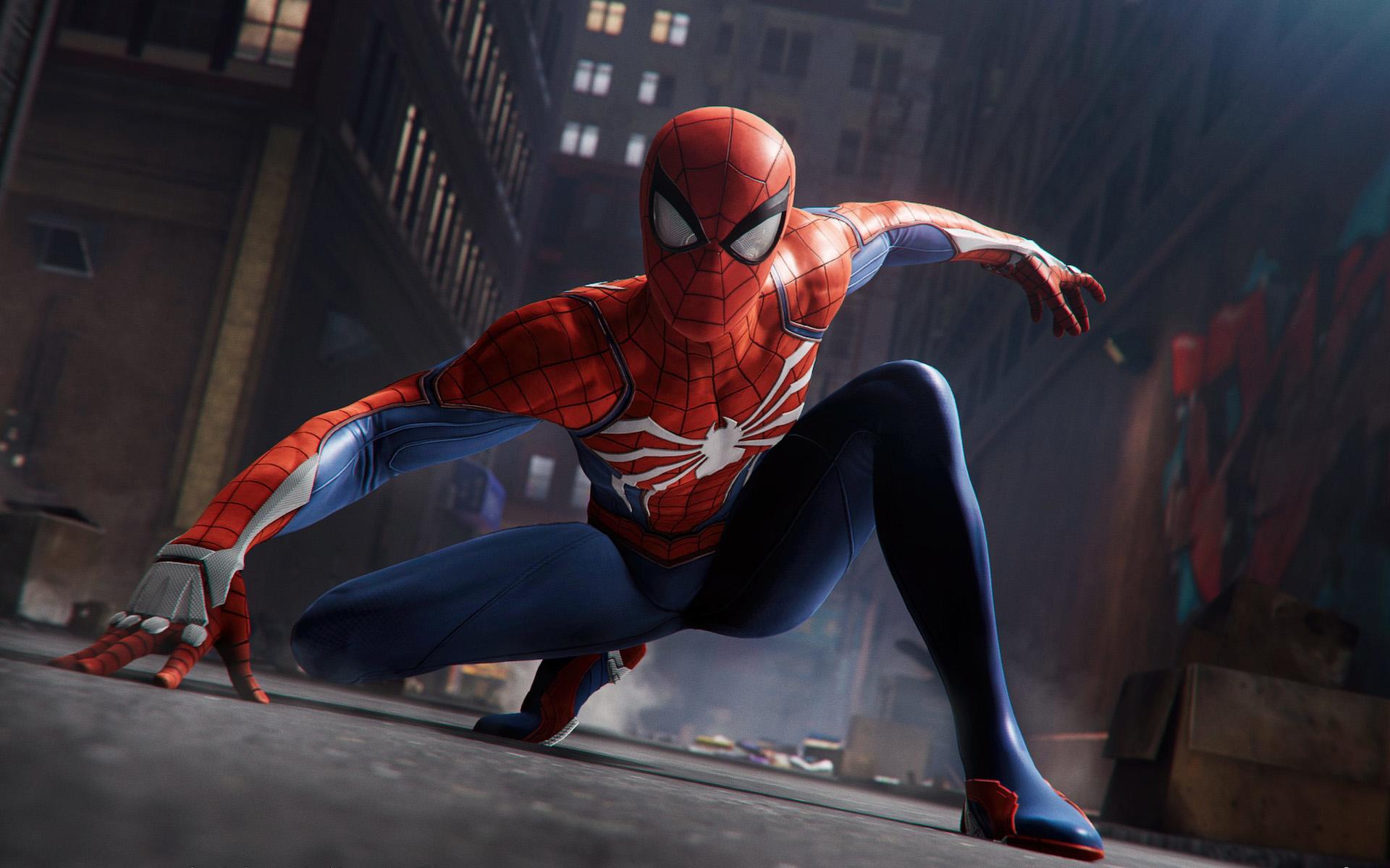 Spider man ps4 d voile ses graphismes via de nouveaux - Image de spider man ...