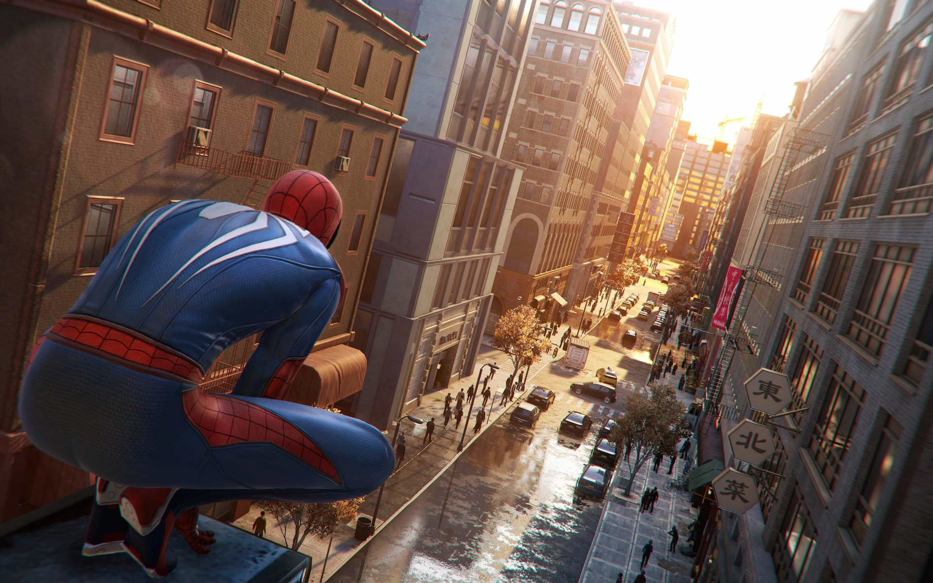 Test Spider-Man PS4 - Image 3