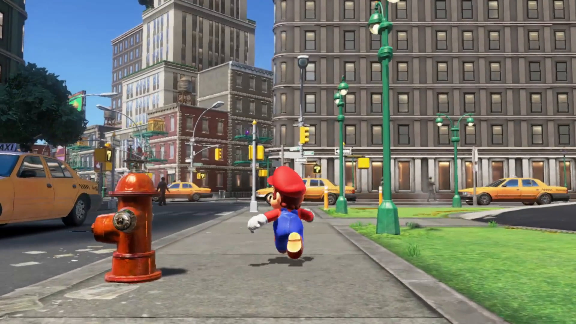 Images de Super Mario Odyssey - Playerone.tv