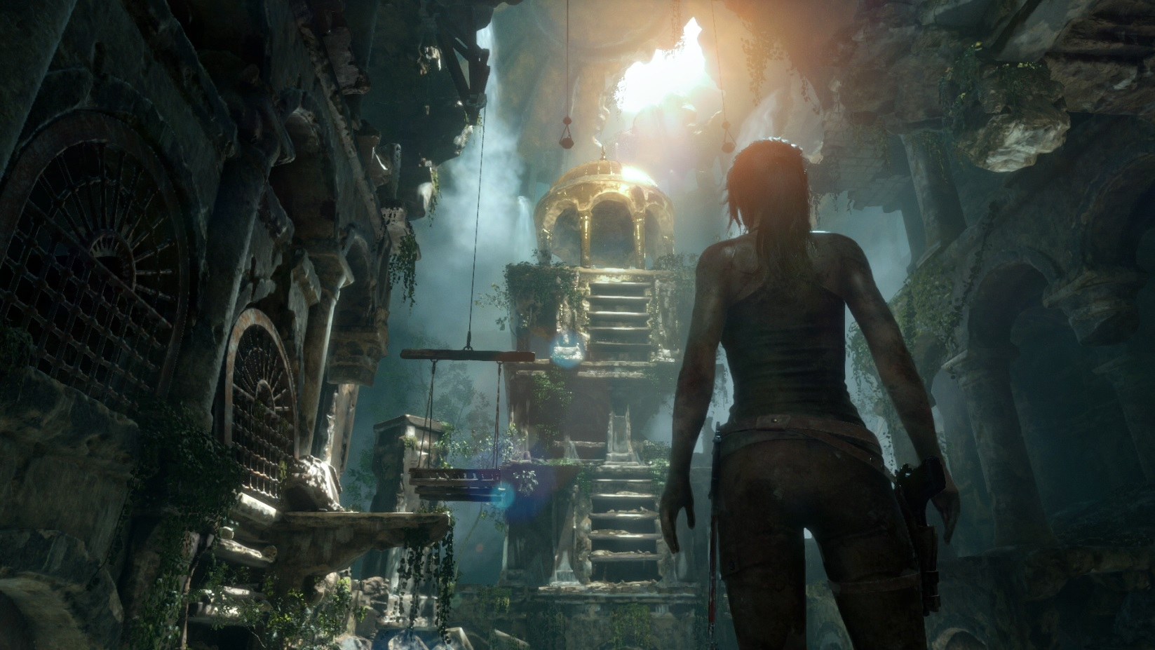 Review Of Rise Of The Tomb Raider Ps4 The 20th Anniversary
