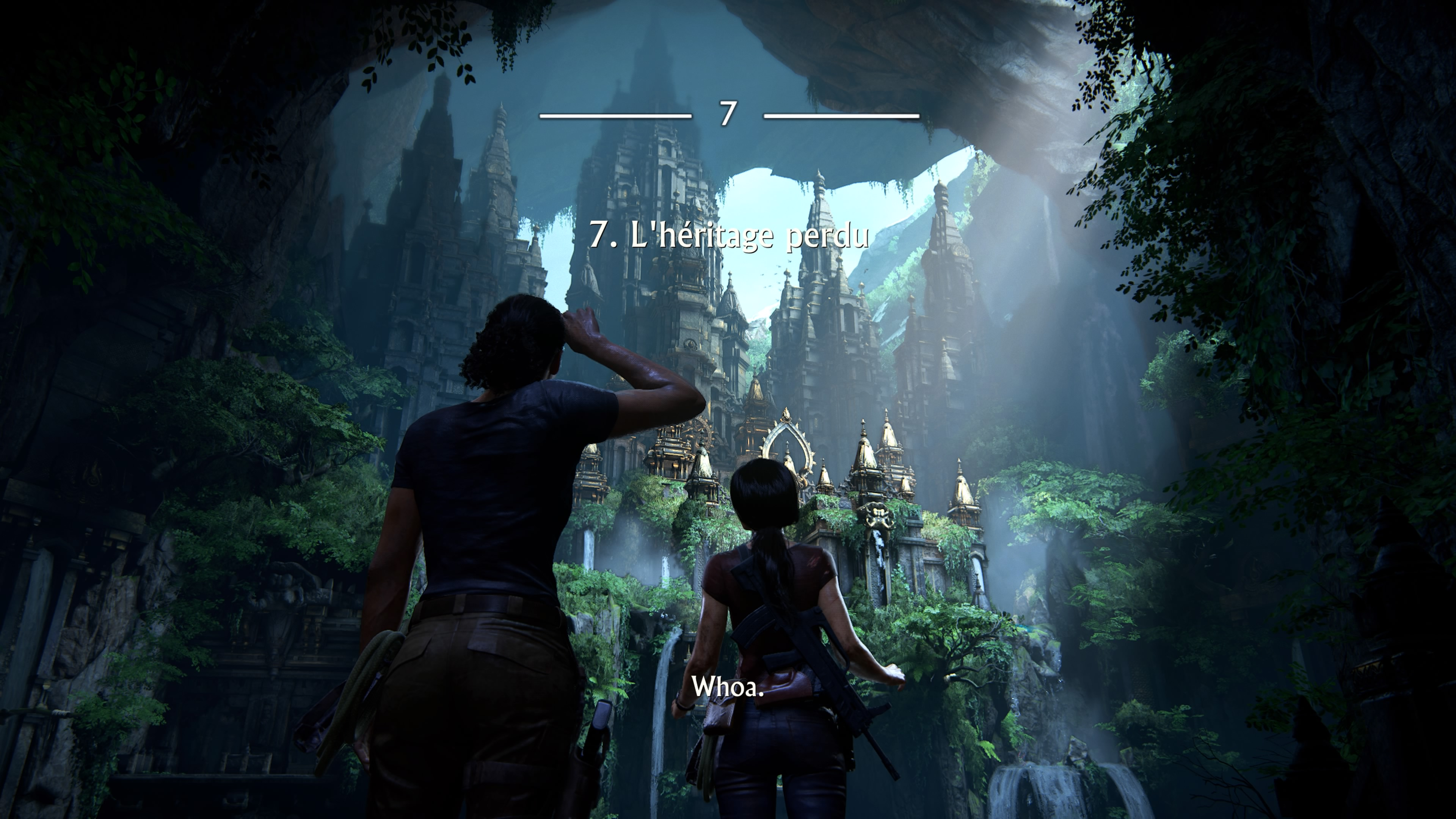 uncharted the lost legacy ps4 iso download