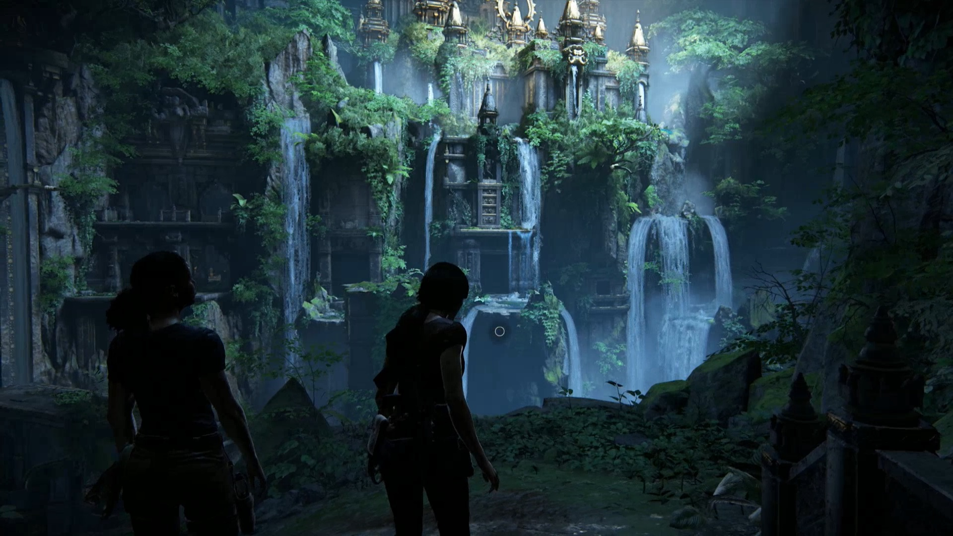 Uncharted: The Lost Legacy Cave