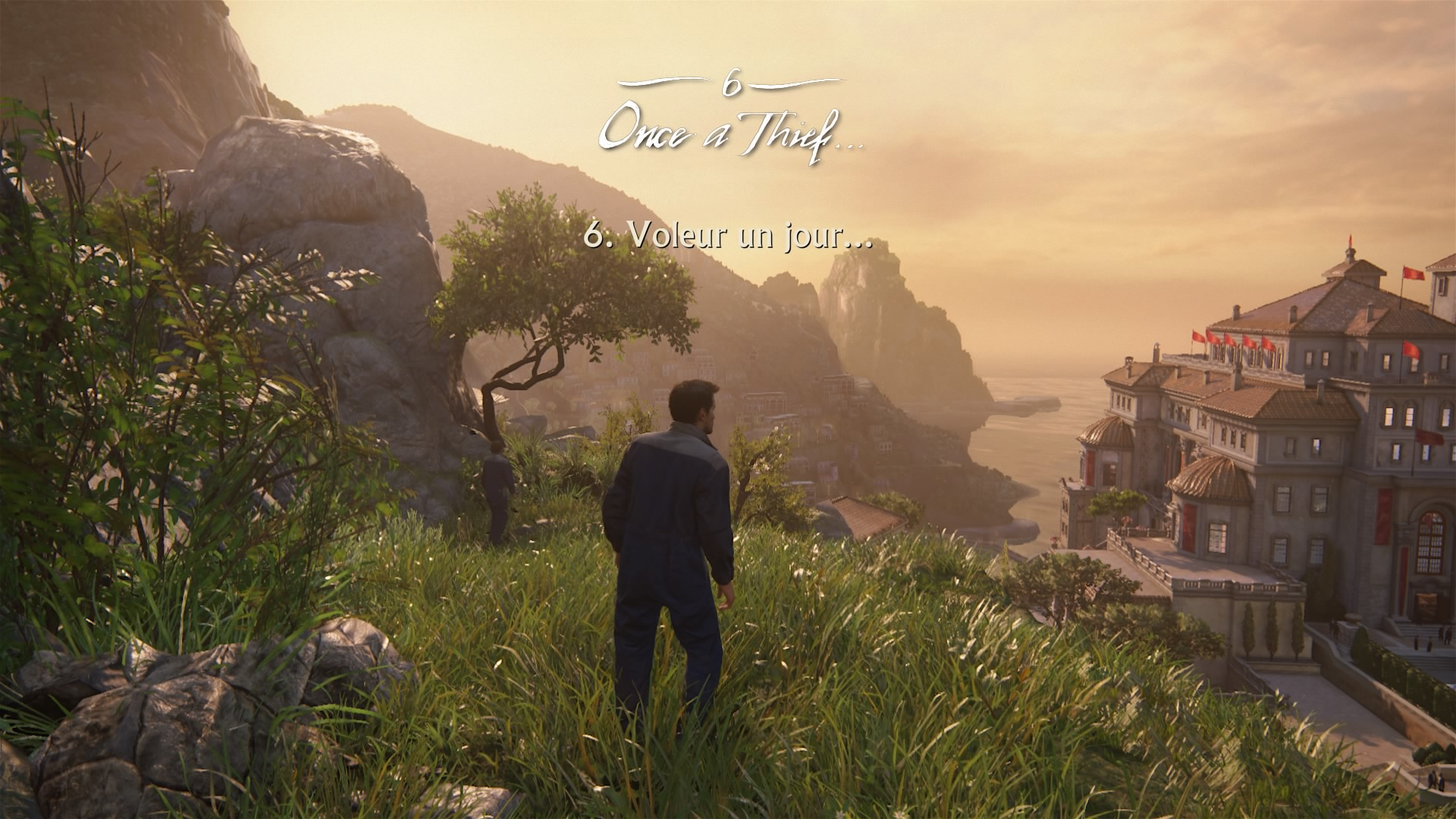 how to play uncharted 4