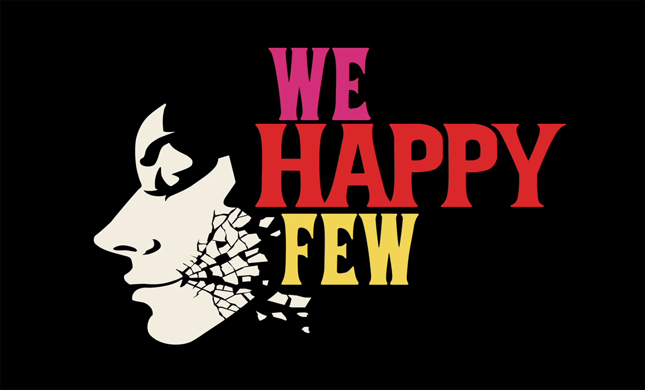 Test We Happy Few Intro